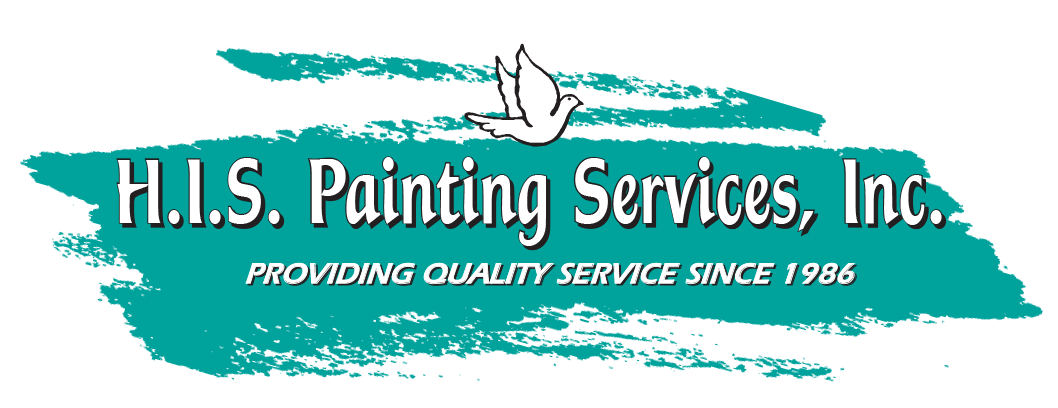 his painting logo